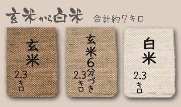 古里さんのアイガモ農法JAS有機認証米あきたこまち7kg (玄米・玄米6分づき・白米)